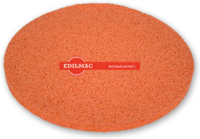 plaster power float eco orange sponge disc