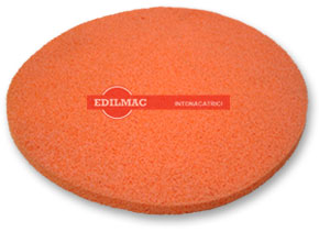 plaster power float fine orange sponge disc
