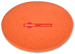 quality orange sponge disc