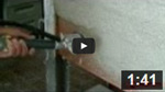 Video ready-mix dry mortar, single phase plastering machine CK 20