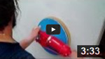 plaster power float M 390 video