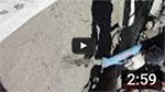 Video spraying sand-cement with piston pump P 90 T