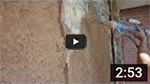 Peristaltic hemp plastering machine TS 35 video